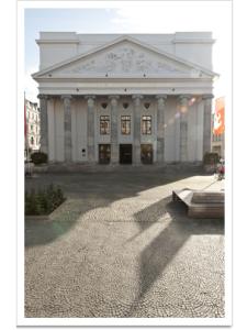 Stadttheater AACHEN, Karl Friedrich Schinkel